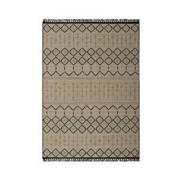 Kobereček Amina Honeycomb Beige 120x170 cm Rohožky