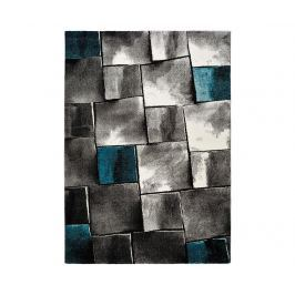 Koberec Amy Blue 140x200 cm Moderní