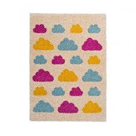 Koberec Cuore Clouds White 100x150 cm Koberce pro děti