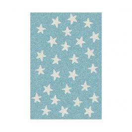 Koberec Cuore Stars Blue 100x150 cm