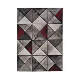 Koberec Optik Grey 160x230 cm Moderní