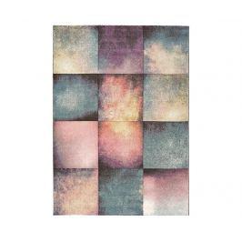 Koberec Pinky Squares 140x200 cm Moderní