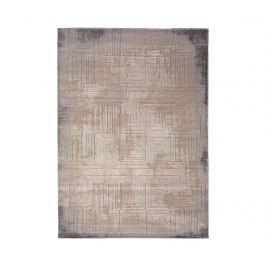 Koberec Seti Shapes Grey 140x200 cm Klasické