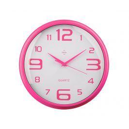 Nástěnné hodiny Gladis Hot Pink