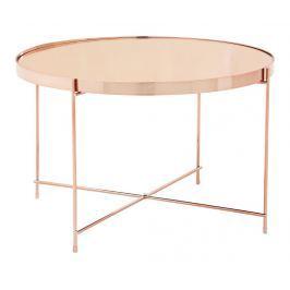Konferenční stolek Damon Rose Gold Stolky & Konferenční stolky