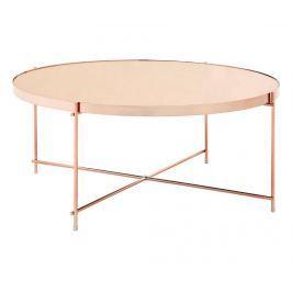 Konferenční stolek Damon Rose Gold Wide
