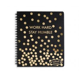 Diář Work Hard Stay Humble