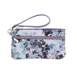 Peněženka Adrienne Vittadini Blue Flowers Tašky, peněženky & doplňky