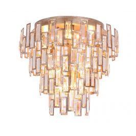 Závěsná lampa Makenzie Honey