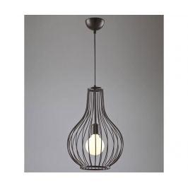Závěsná lampa Bellatrix Brown Závěsné lampy