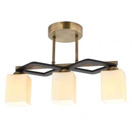 Závěsná lampa Arisha Wenge Three Závěsné lampy