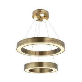 Závěsná lampa Lorena Antique Round