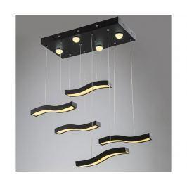 Závěsná lampa Waves Black