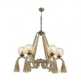 Lustr Zaiden Antique Závěsné lampy