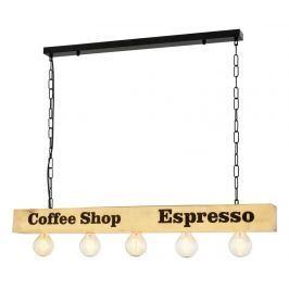 Závěsná lampa Coffee Shop Závěsné lampy
