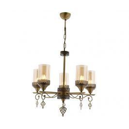 Závěsná lampa Emery Antique