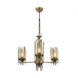 Lustr Amelie Antique Three Závěsné lampy