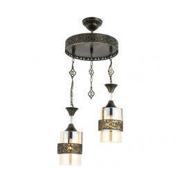 Závěsná lampa Sarahi Antique Two Závěsné lampy