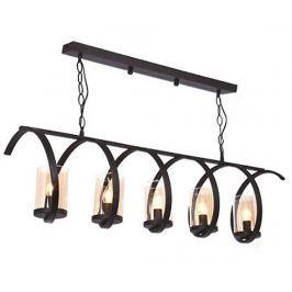 Závěsná lampa Hazel Black