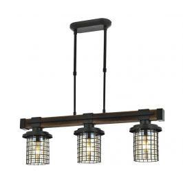 Závěsná lampa Kimberly Antique Three Závěsné lampy