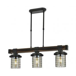 Závěsná lampa Kimberly Antique Three