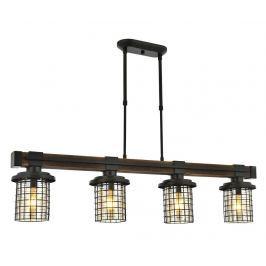 Závěsná lampa Kimberly Antique Four Závěsné lampy