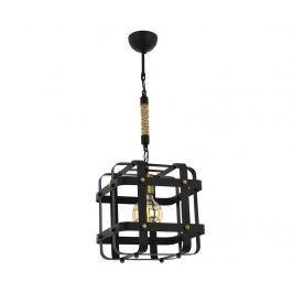 Závěsná lampa Irene Black One