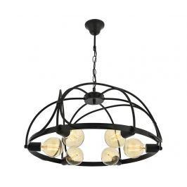 Závěsná lampa Kathryn Black Závěsné lampy