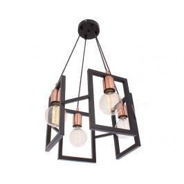 Závěsná lampa Bennett Ewin Black