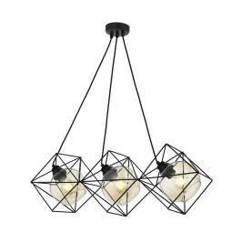 Závěsná lampa Annie Three Black