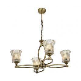 Lustr Hanna Antique Four Závěsné lampy