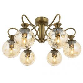 Lustr Viviana Antique Six Závěsné lampy