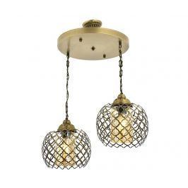 Závěsná lampa Adyson Antique Two