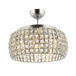 Závěsná lampa Afonso Chrome Závěsné lampy