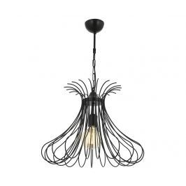 Závěsná lampa Carolyn Black One