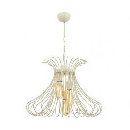 Závěsná lampa Carolyn White Three