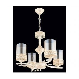 Lustr Clara Beige Four Závěsné lampy