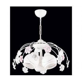 Závěsná lampa Charlotte White Three