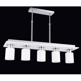 Závěsná lampa Amity White Five Závěsné lampy