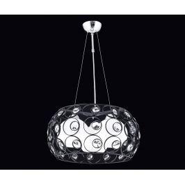 Závěsná lampa Filbert Black Three
