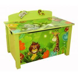 Krabice na hračky Jungle