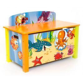 Krabice na hračky Ocean