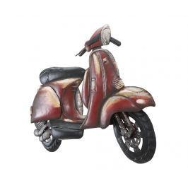 Nástěnná dekorace Red Scooter