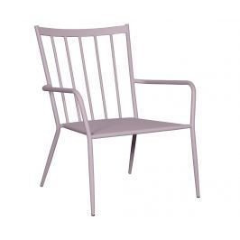 Venkovní židle Radin Pink