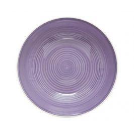 Talíř na těstoviny Celebration Purple