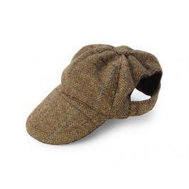 Čepice pro psa Canis Brown