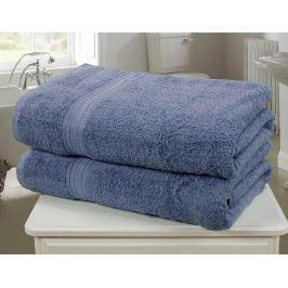 Sada 2 ručníků Royal Kensingon Denim 90x140 cm