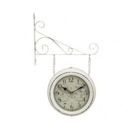 Nástěnné hodiny Antique White
