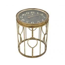 Konferenční stolek s hodinami Glam