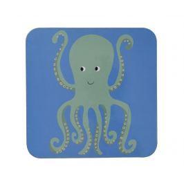Prostírání Colourful Creatures Octopus 23x23 cm